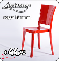 sedia colorata, sedie colorate, sedie trasparenti, sedia trasparente, sedie policarbonato, sedia policarbonato, sedie metacrilato, sedie plexiglass, sedie kartell prezzi