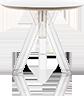 tavolo policarbonato, tavoli policarbonato, tavoli trasparenti, tavolo trasparente, tavolo rotondo, tavoli rotondi, tavolino plexiglass, tavolini plexiglass, tavolo design, tavoli design