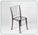 Polycarbonate Transparent Chair LUCIENNE 1° choice