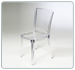 Polycarbonate Transparent Chair LUCIENNE 2° choice