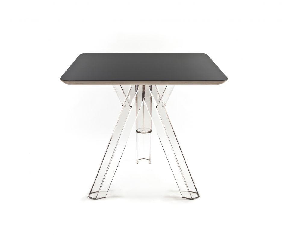 Transloetje lampada da tavolo fatboy in policarbonato trasparente