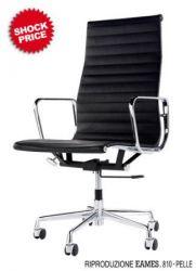 Armchair Mod LUMYAN CHAIR - Riv. Leather