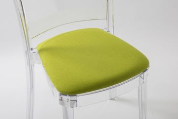 TREVI cushion for Lucienne chair - Green apple